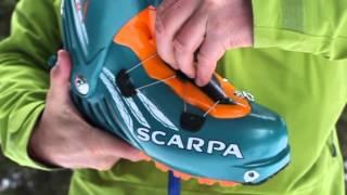 Scarpa F1 Alpine Touring Boots