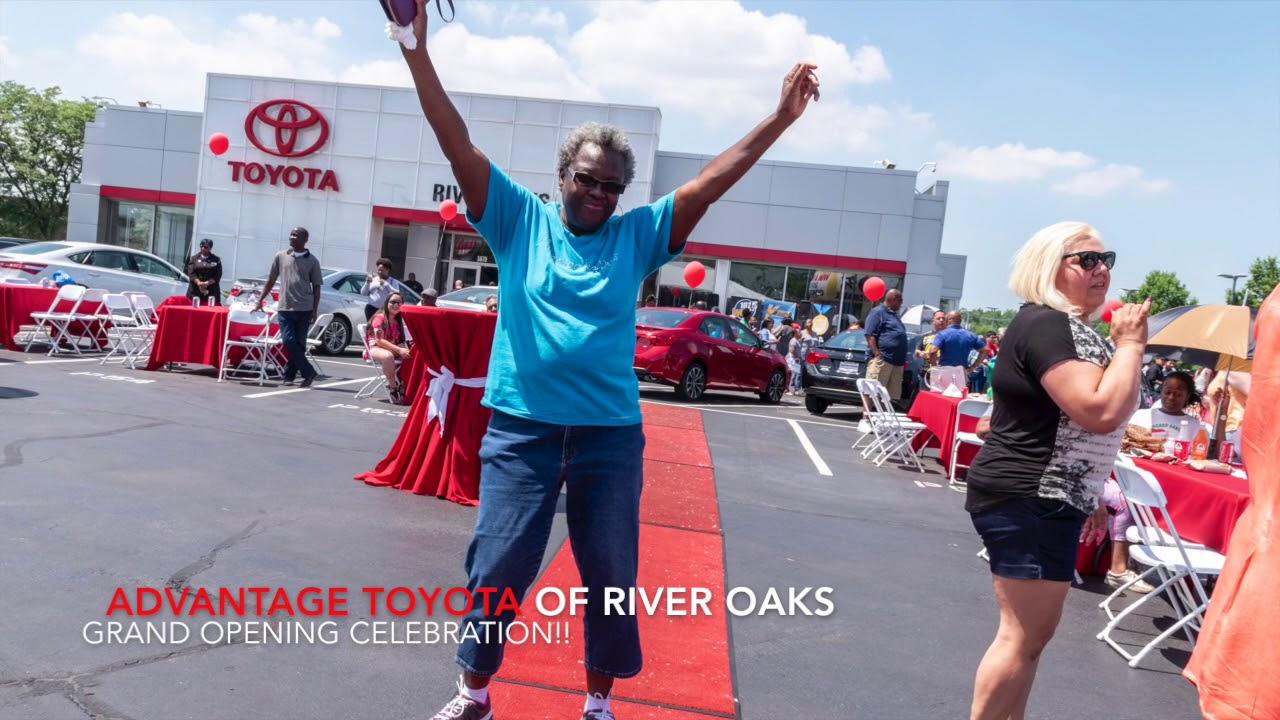 Advantage Toyota Of River Oaks Grand Opening Celebration