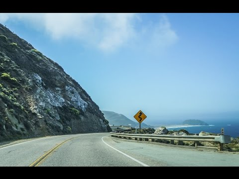 Bonus Video: CA-1 in Big Sur (2013 Lost Footage)
