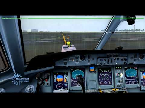 Majestic Software Q400 - Are We Clear - Reloaded!!  HD Version