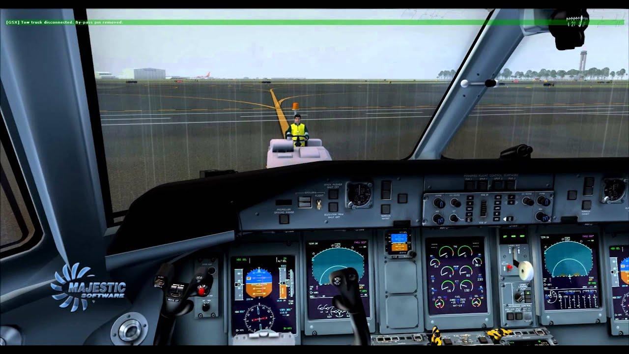 Majestic Dash 8 Q-400 - Flight Simulator - Escuadrón 69