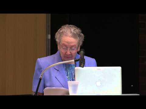 Linking Arms Together (Part 5): Guest Speaker Dr Marlene Brant Castellano