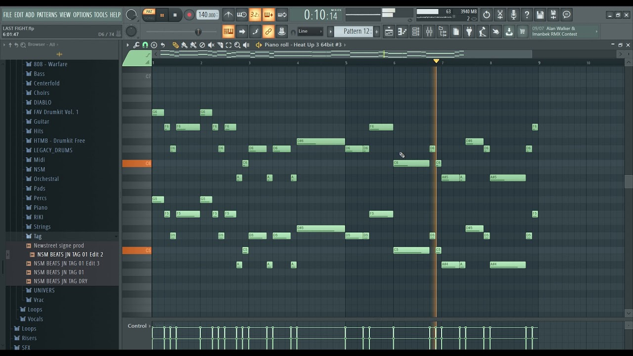 """How to make an Epic Orchestral Choir Trap Beat """"LAST FIGHT"""" Fruity Loops Fl Studio 20 Tutorial"""