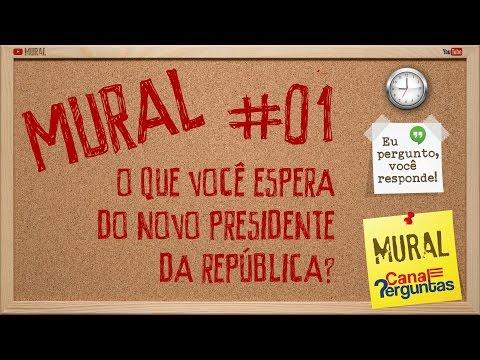 🔴[AO VIVO]  O que você espera do novo Presidente da República?