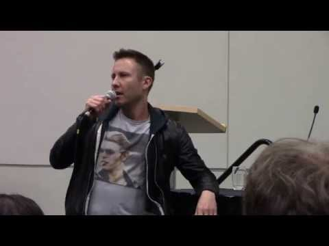 Fan Expo Vancouver 2014: Highlight's of Michael Rosenbaum's Q&A