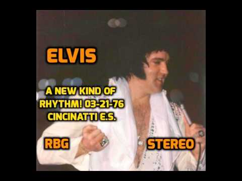 Elvis Presley-A New Kind Of Rythm! 03-21-1976 ES-In Stereo complete
