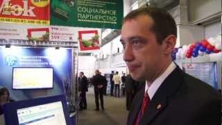 Интервью участников выставки ITcom #2(Контактные данные участников: http://expovizor.ru/fair/it-com/ Видео состоит из 15-ти интервью участников выставки ITcom...., 2012-10-24T05:48:49.000Z)