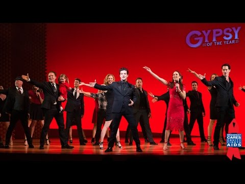 Jersey Boys Celebrates 11 Years On Broadway - Gypsy of the Year 2016