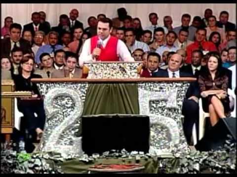 Pastor Marco Feliciano - 2007 - Pressão Psicológica (25º Encontro dos Gideões Camboriú-SC)