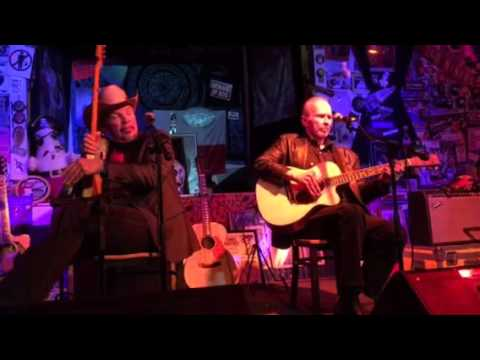 Dave Alvin Phil Alvin Guitar Duel - What's Up With Your Brother