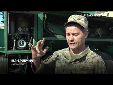 128-ма окрема гірсько-штурмова бригада проводить День відкритих дверей