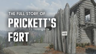 The Full Story of Prickett