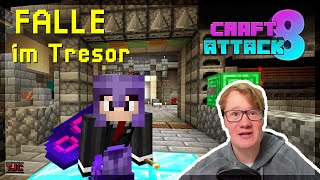 STEALTH MODE = BÖSE FALLE im TRESOR - Craft Attack 8 Ep. 70