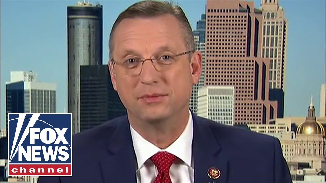 Rep. Doug Collins urges Nadler to address FISA abuse