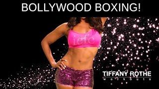 Bollywood Boxing! Boxing/belly dancing (Burn Fat)   TiffanyRotheWorkouts