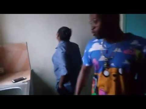 Hard Swahili Hip Hop Rap Freestyle in the Studio (Royal Dynasty Kenya)