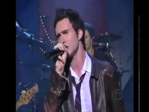Maroon 5  Harder to Breathe  Late Show with David Letterman 2003
