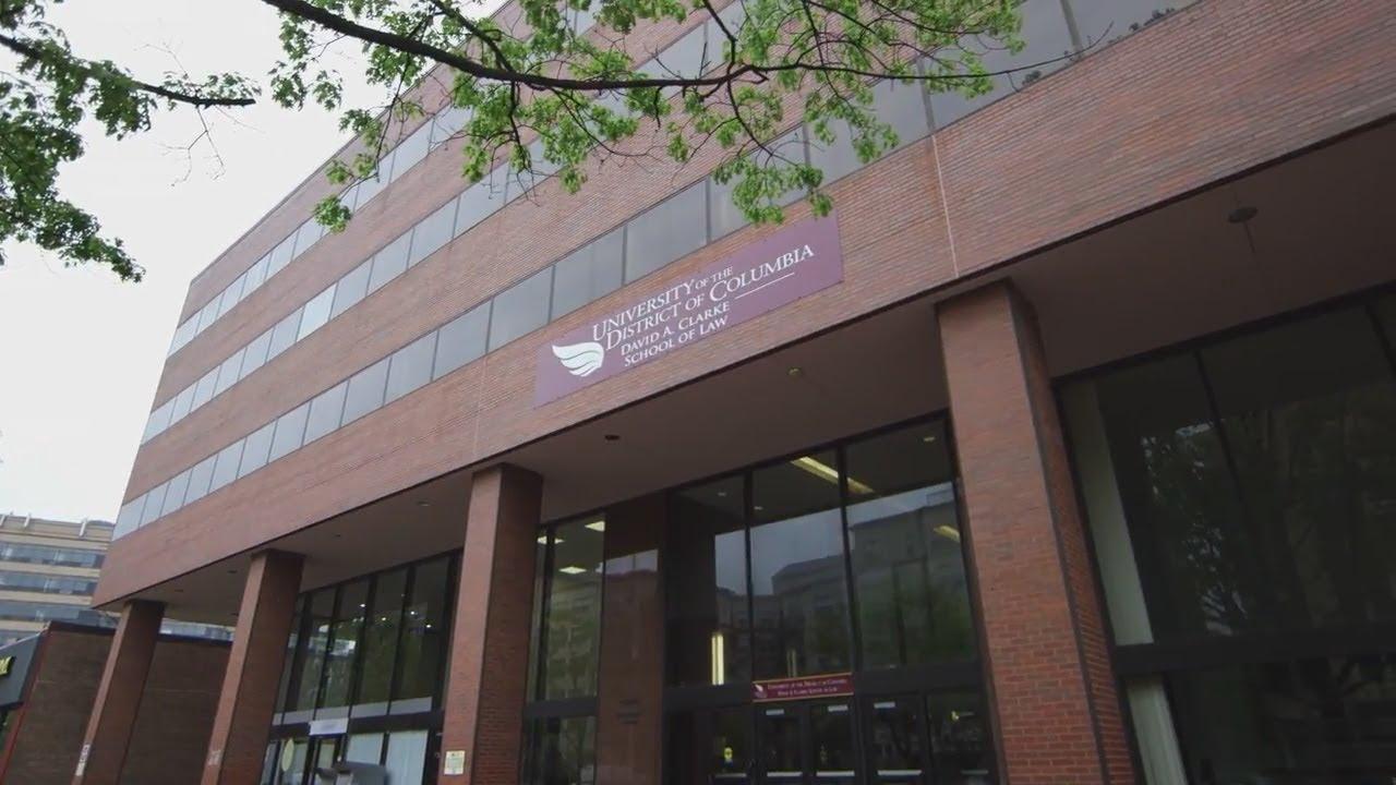 UDC David A  Clarke School of Law