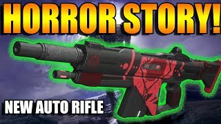 Destiny 2 | Horror Story Festival Of The Lost Auto Rifle PvP Gameplay Review Forsaken DLC