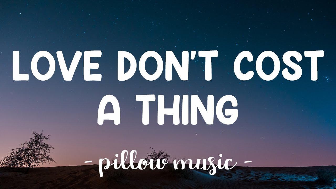 Download Love Don't Cost A Thing - Jennifer Lopez (Lyrics) 🎵