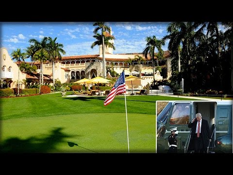 "WHAT TRUMP IS BUILDING AT THE ""WINTER WHITE HOUSE"" WILL MAKE PALM BEACH LOCALS CELEBRATE GREAT NEWS!"