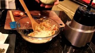 Crab Cakes With Cajun Mayo