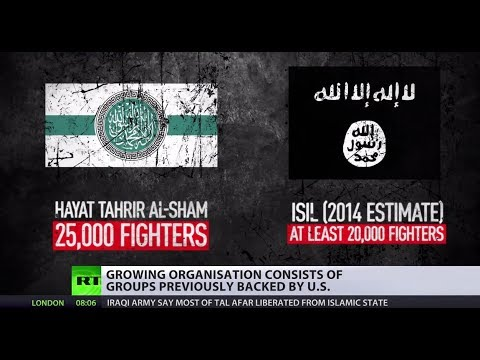 Jihadi Army: Terror groups banding together to fight Syrian govt forces