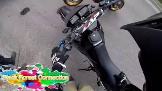 German Motorrad Road Rage #3