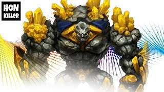 HoN Pebbles Gameplay - YipMan - Legendary