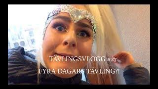 MEGA DANCE WEEKEND / Tävlingsvlogg #27