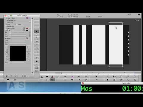 Avid Screencast #31: Curtain Transition