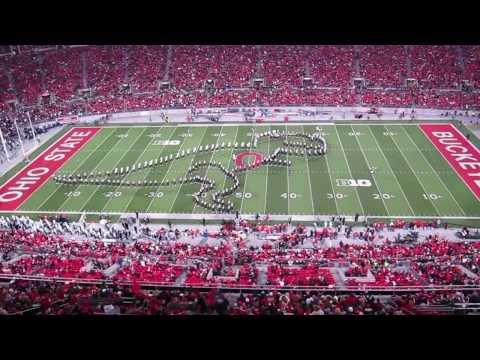 OSU Marching Band Tribute to Blockbuster Movies