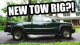 I FINALLY BOUGHT MY OWN TRUCK!!