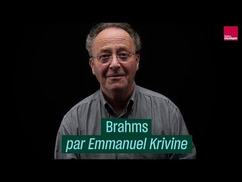 La Symphonie n°4 de Brahms par Emmanuel Krivine, une musique à partager - #CulturePrime