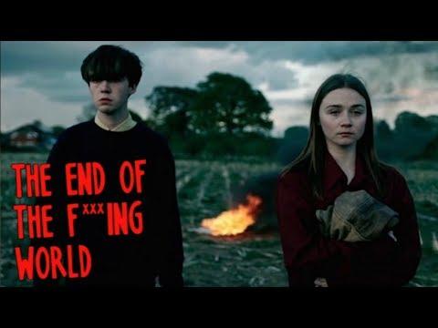 THE END OF THE FUCKING WORLD Staffel 1 - Review, Kritik & Trailer Deutsch German: NETFLIX SERIE 2018 thumbnail