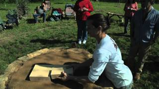 How to Build a Cob Oven - Part One