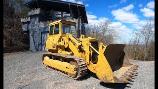 Buying a big track loader