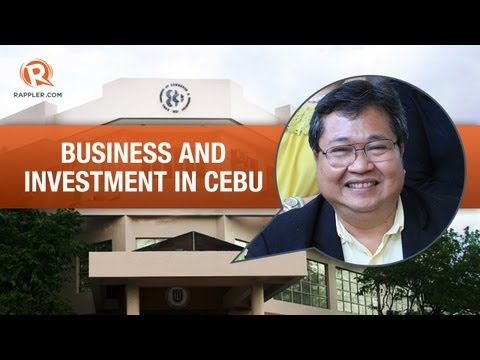Business and investment in Cebu