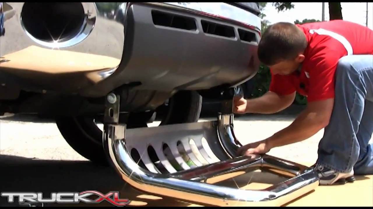 Ionic Bull Bar Installation On 2007 Toyota Tundra