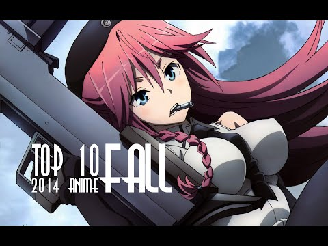 [My] Top 10 Fall 2014 Anime