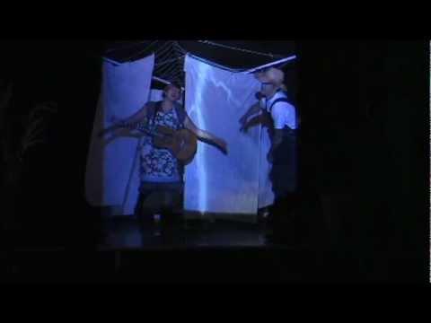 Brief Encounters 12, Act 1: Jill Barber (singer/songwriter) + Hank Mann (set designer)