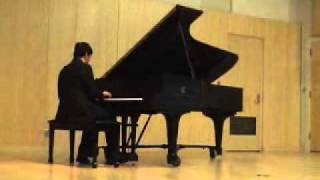 Alone in The Ring, Aaron Piano Recital