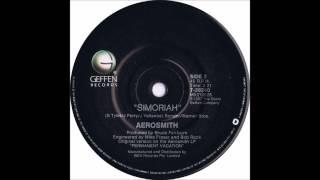 Aerosmith - Simoriah - 1987 - 45 RPM