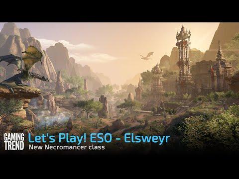 Elder Scrolls Online: Elsweyr heats up with the latest