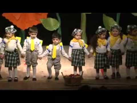 1st Performance Preschool Mothers' Day Celebration 2014