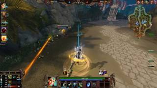 SMITE: Cupids audition for the Olympics.