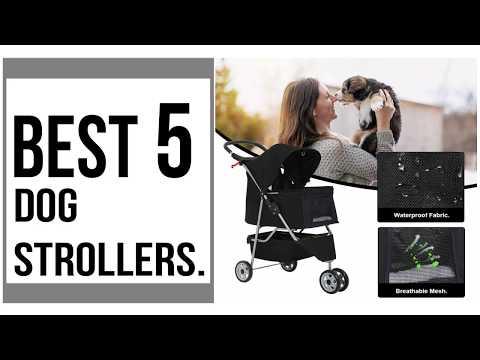 Dog Stroller For Large Dogs || Best 5 Dog Strollers Is 2019 || Large Dog Stroller Reviews