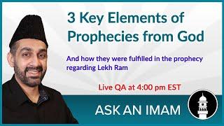 3 Key Elements of Prophecies | Pandit Lekh Ram