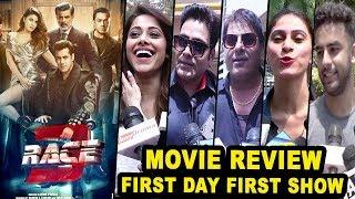 Race 3 Public Movie Review - Salman Khan,Bobby Deol,Jacqueline Fernandez,Anil Kapoor,Daisy Shah