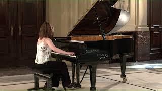 Live da Palazzo Marino in Milano il concerto di Martina Consonni